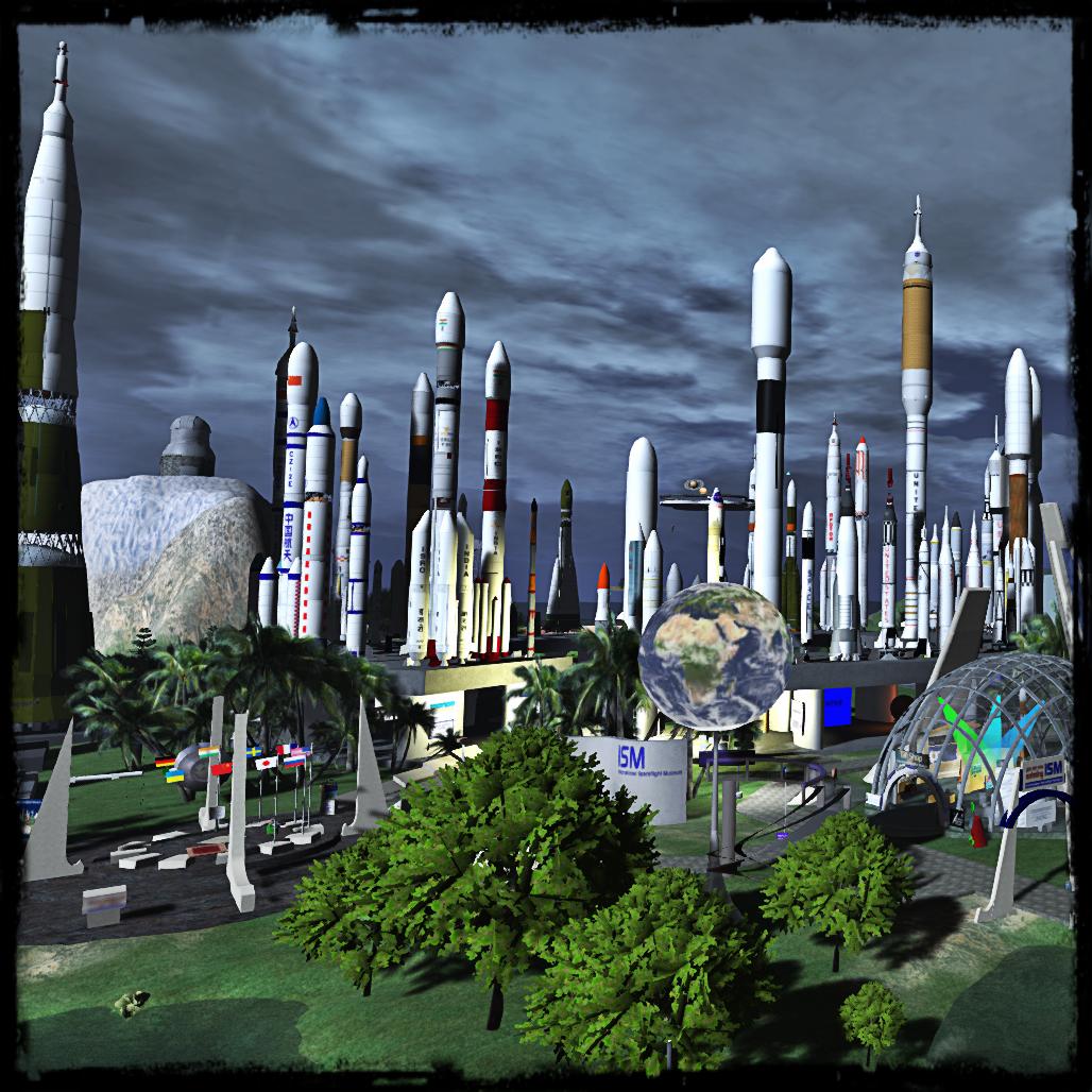 Intl Spaceflight Museum SL 1